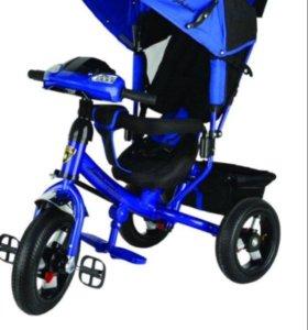 Детский Велосипед Lamborghini L2NB (синий)
