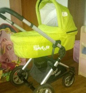 Коляска Happy Baby Letitia 2в1