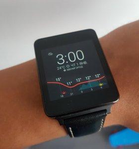 Часы LG G Watch W100