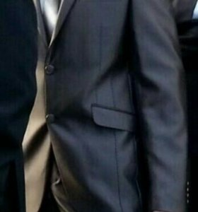мужской брендовый костюм BERNARDO BOCCI ИТАЛИЯ