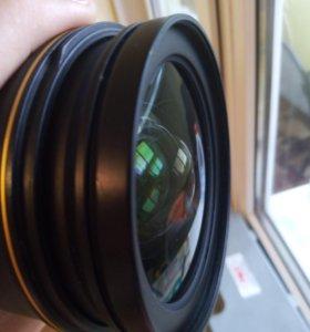Nikon 24-70 f2. 8