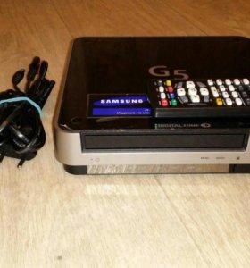 Blu-ray плеер Stream generator HD HVP-5006N