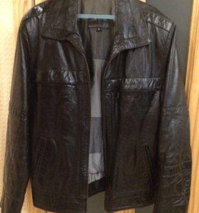 Мужская куртка из натуральной кожи Турция