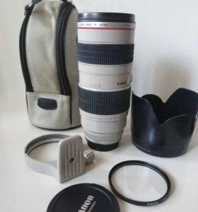 Canon 70-20 2.8