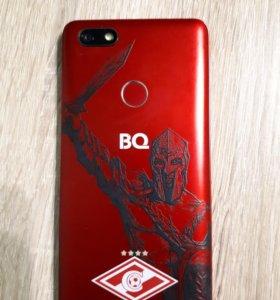 BQ ADVANCE Spartak Edition