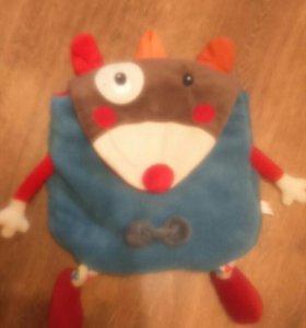 """Новый детский рюкзачок-игрушка""""Клоун Джимми"""""""