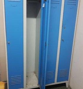 Шкаф для одежды 4 секции