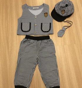 Нарядный костюм, размер 86