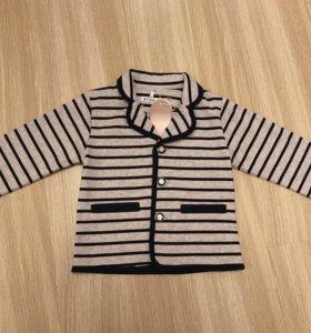 Новый пиджак, размер 92