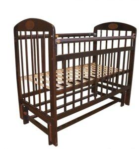 Кроватка даром