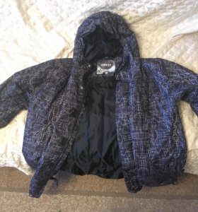 Зимняя куртка termit