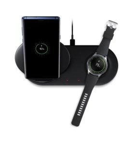 Беспроводное мультизарядное устройство Samsung
