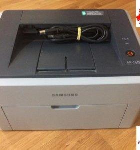 Лазерный принтер Samsung ML1645 (гарантия)