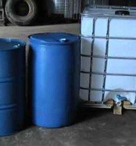 Продам пластиковые и железные бочки, и еврокубы .