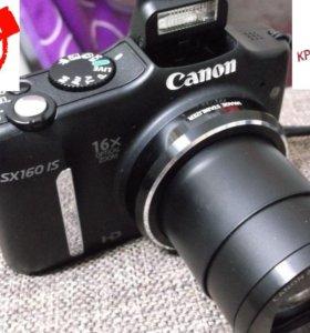 Canon Power Shot SX160 IS (18,6МП) гарантия