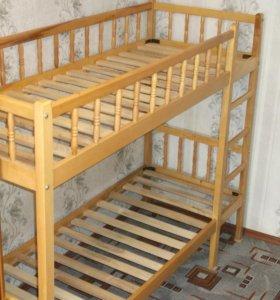 2х ярусная кровать