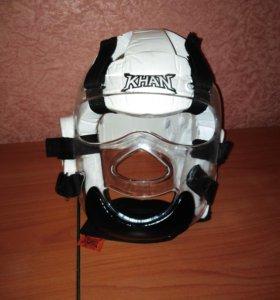 Шлем для тхэквондо с маской