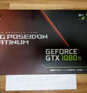 ASUS ROG Poseidon Platinum GeForce GTX 1080 Ti