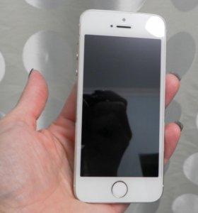 Айфон 5s 32 гб белый