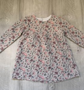 Детское платье Zara.