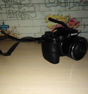 Камера Sony Cyber-shot DSC-H300 черный