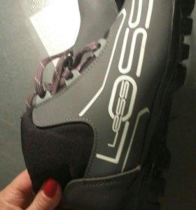 Лыжные ботинка р35
