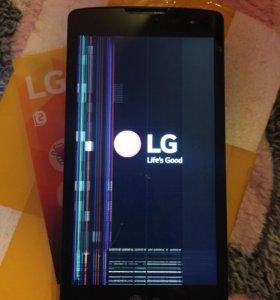 LG Leon Gold На запчасти или под восстановление.