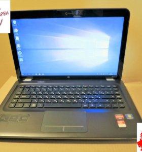Четырёхядерный HP DV6 i5 (гарантия\ обмен\ кредит)