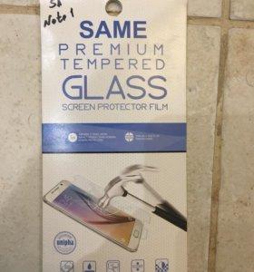 Защитное стекло на Samsung Galaxy Note 1