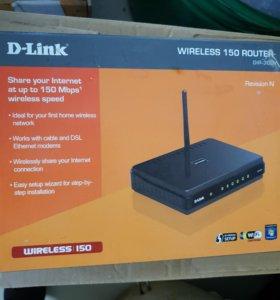 Роутер D-link Wireless N 150 Router