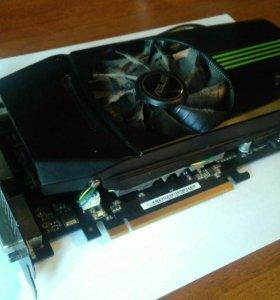 GTX460 1GB(артефачит)