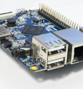 Микрокомпьютер ORANGE PI PC