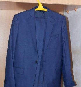 костюм мужской 46-48 (M) новый (пиджак и брюки)