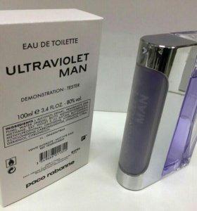 Мужской парфюм Ultraviolet (тестер)