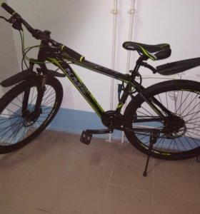 Велосипед горный KMS