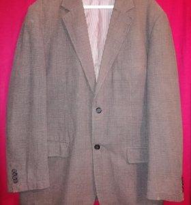 Пиджак 52 разм.