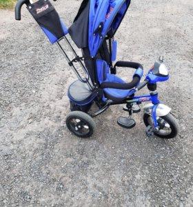 Трехколёсный велосипед trike tl 4