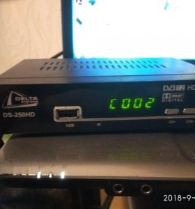DVB T2 приставка