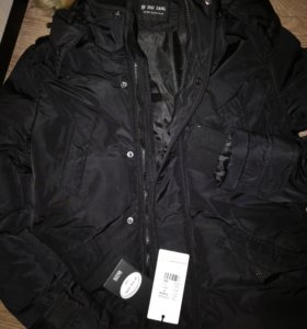 Новая зимняя куртка, М