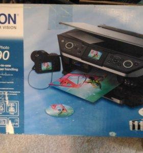 Продам мфу Epson Stylus Photo RX690