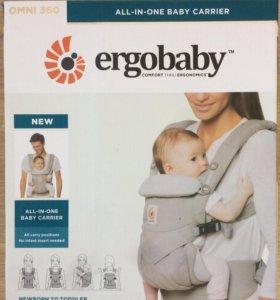 Продаю ERGOBABY OMNI 360 с рождения!!!