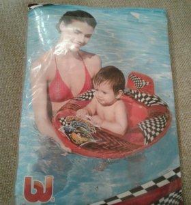 Новый детский круг плавать