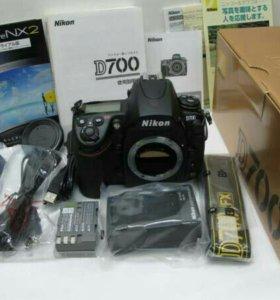 Фотокамера Nikon D700 обмен