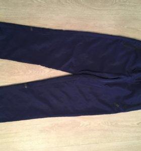 Утеплённые штаны adidas. Размер S