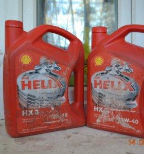 масло SHELL HX3