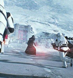 Новая Star Wars Battlefront 2 на PS4