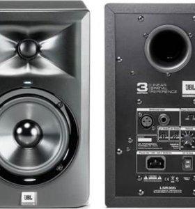 Студийные мониторы JBL SLR305