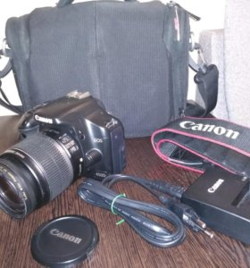 Canon 450D kit фотоаппарат
