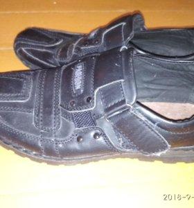 Туфли ботинки мужские