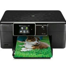 HP Photosmart Plus e-All-in-One Printer - B210a